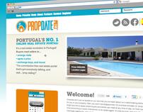 Video Presentation for website www.propdate.com