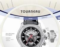 Tourneau Website Redesign