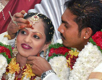 Jega & Ganesh Wedding