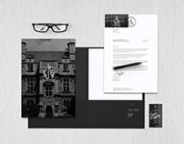 Branding for CUREF 英国剑桥大学地产金融学会