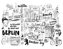Berlin Mood Map