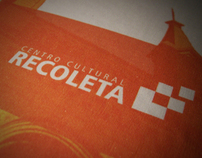 Centro Cultural Recoleta // Identity