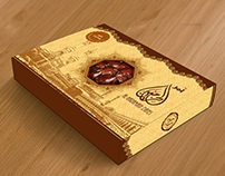 Al-Haramain Dates - Packaging Design