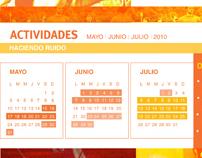 Centro Cultural Recoleta - Activities // Identity