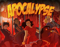 Apocalypse Tomorrow 2012 Calendar