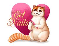 Get Nails Cat