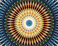 Mandala • Fireworks