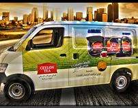 Car Fixing - Ceylon Tea