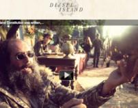 campaign website - diesel island fw11