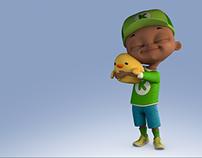 Kero Characters- Kamba