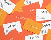 Ciaobnb - Brand Identity