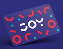 JOY - Brand Design