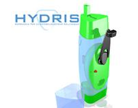 HYDRIS borraccia per la potabilizzazione dell'acqua