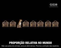 Campaign . Animais em Vias de Extinção