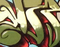 Naok GRAFFITI