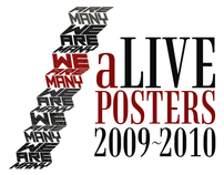 aLIVE POSTERS @ Pagopoieion