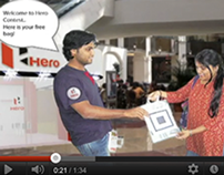 Branding Campaign for Hero Moto Corp.