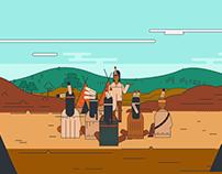 Fresh ED - animated music videos