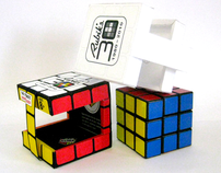 Rubik's Cube Packaging