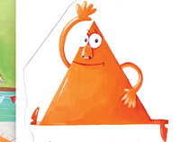 Children's Book - Silly Shapes