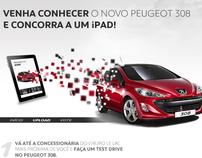 Test Drive Peugeot 308