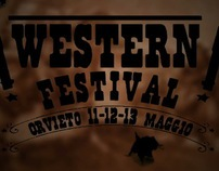 Intro for Western Festival Italy 2012
