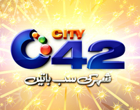City 42 Anniversary Billboard