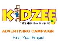 Advertising Campaign for Kidzee International School