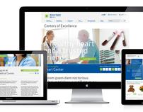MoBap Medical Center Website