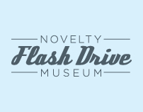 Novelty Flash Drive Museum
