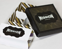 Mission Chocolate Packaging Concept