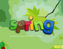 Project Spring Wallpaper