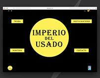 Imperio del Usado | Diseño Web