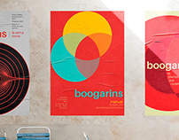 Boogarins Posters