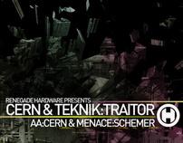 Renegade Hardware: Cern & Teknik 'Traitor'
