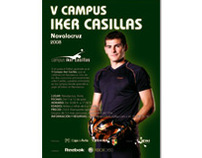 V CAMPUS IKER CASILLAS