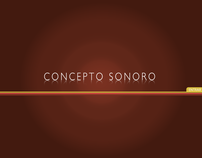 Concepto Sonoro