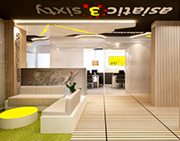 ASIATIC 360 | OFFICE INTERIOR