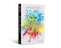 """Cover design of """"As cores do coração"""""""