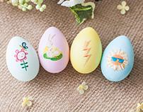 Printable Easter Eggs