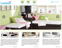 Clean Beds Singapur