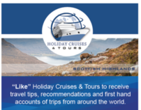 Holiday Cruise Sand Tours AZ Social Media Profile