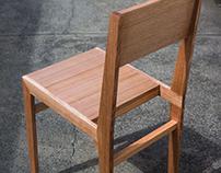 Tassie Oak Chair Build Process