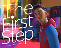 The First Step - Animation Teaser