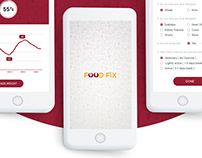 Diets Food Application Design