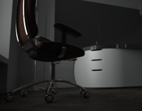 Eames Tribute - Office chair