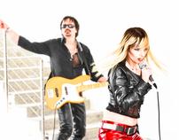 My work for Jes, rock Italian singer