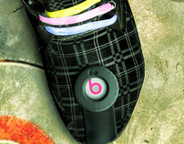 Steppin' with the beats