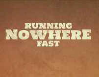 Mixtapecover - Running Nowhere Fast
