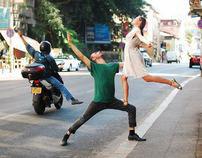 Dancing Bucharest